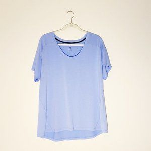 Blue C9 by Champion Short Sleeve Workout Top